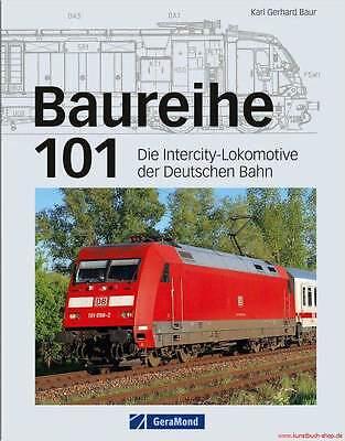 Fachbuch Baureihe 101, IC-Loks der DB, Entwicklung und Konstruktion STATT 29,99€