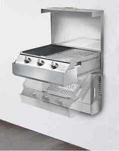 The New SpaceGrill - FULL SIZE, FOLD AWAY, 3 BURNER BBQ - AMAZING Caringbah Sutherland Area Preview