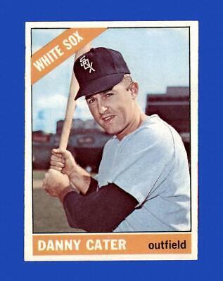 1966 Topps Set Break 398 Danny Cater EX-EXMINT GMCARDS  - $1.25