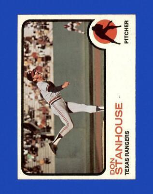 1973 Topps Set Break 352 Don Stanhouse NR-MINT GMCARDS  - $1.26