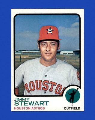 1973 Topps Set Break 351 Jimmy Stewart NR-MINT GMCARDS  - $2.60