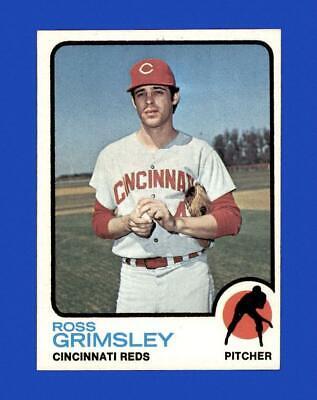 1973 Topps Set Break 357 Ross Grimsley NR-MINT GMCARDS  - $1.25