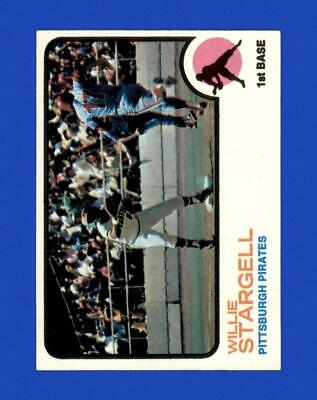 1973 Topps Set Break 370 Willie Stargell NR-MINT GMCARDS  - $11.50