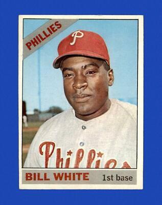 1966 Topps Set Break 397 Bill White EX-EXMINT GMCARDS  - $4.12