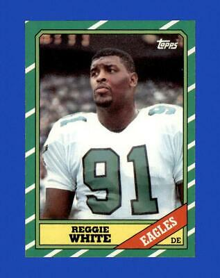 1986 Topps Set Break 275 Reggie White NM-MT OR BETTER GMCARDS  - $12.50