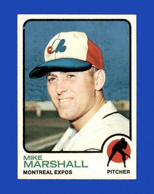 1973 Topps Set Break 355 Mike Marshall NM-MT OR BETTER GMCARDS  - $0.79