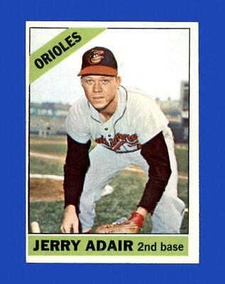 1966 Topps Set Break 533 Jerry Adair SP EX-EXMINT GMCARDS  - $10.59