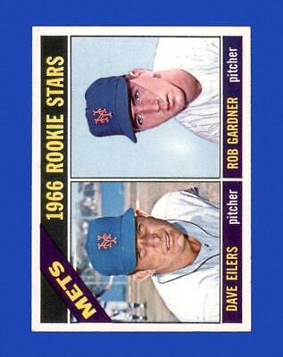 1966 Topps Set Break 534 Mets Rookies NM-MT OR BETTER GMCARDS  - $18.50