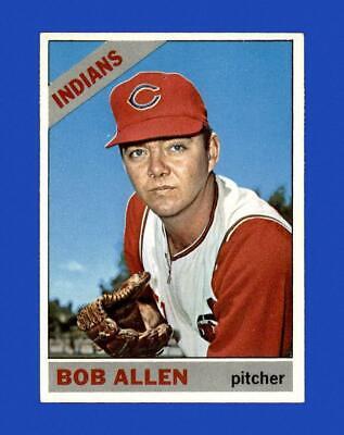 1966 Topps Set Break 538 Bob Allen SP EX-EXMINT GMCARDS  - $12.50