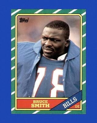 1986 Topps Set Break 389 Bruce Smith NM-MT OR BETTER GMCARDS  - $14.50