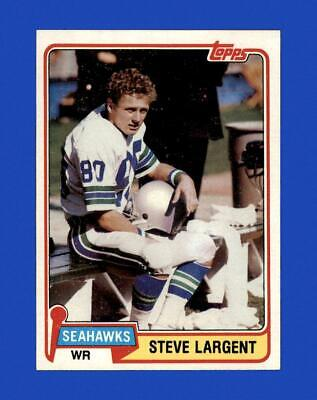 1981 Topps Set Break 271 Steve Largent EX-EXMINT GMCARDS  - $0.79