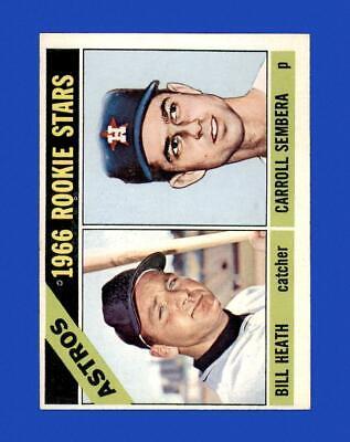 1966 Topps Set Break 539 Astros Rookies EX-EXMINT GMCARDS  - $22.50
