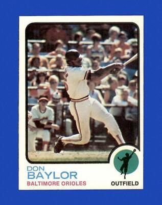 1973 Topps Set Break 384 Don Baylor NR-MINT GMCARDS  - $2.75