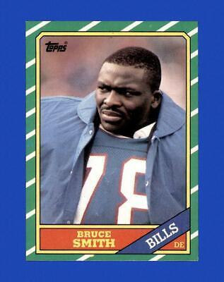 1986 Topps Set Break 389 Bruce Smith EX-EXMINT GMCARDS  - $3.28