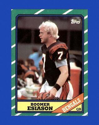 1986 Topps Set Break 255 Boomer Esiason NR-MINT GMCARDS  - $1.58