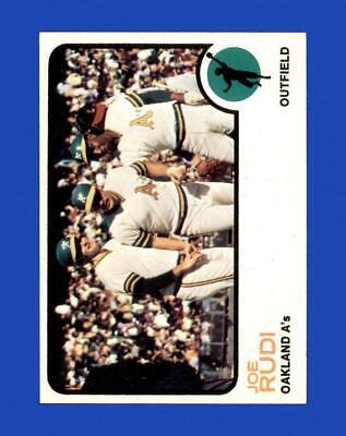 1973 Topps Set Break 360 Joe Rudi NM-MT OR BETTER GMCARDS  - $0.79