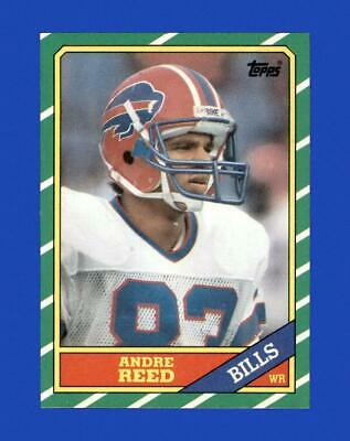 1986 Topps Set Break 388 Andre Reed NM-MT OR BETTER GMCARDS  - $3.26