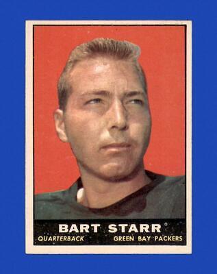 1961 Topps Set Break # 39 Bart Starr EX-EXMINT *GMCARDS*
