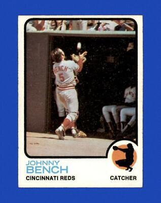 1973 Topps Set Break 380 Johnny Bench NR-MINT GMCARDS  - $33.50