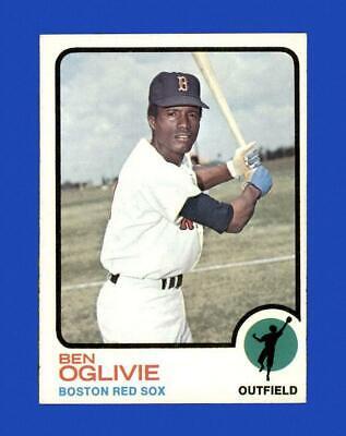 1973 Topps Set Break 388 Ben Oglivie NR-MINT GMCARDS  - $0.79