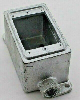 Oz Gedney Fd-1-50 12 Cast Iron Device Box