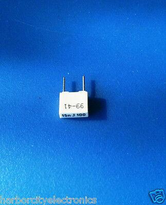 R68153j100b Arcotronics Capacitor 0.015uf 100v 5 Radial 15nj100
