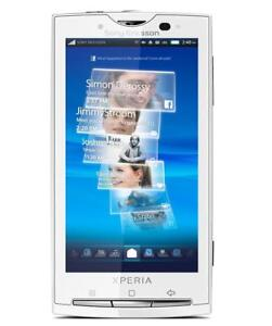 EXCELLENT SONY XPERIA X10a UNLOCKED FIDO ROGERS CHATR TELUS BELL KOODO VIRGIN ANDROID WIFI TOUCH HSPA 3G GSM CAMERA 8MP