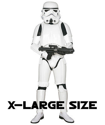 XL SIZE Armour + Accessories Ready to Wear compatible with Stormtrooper Costume