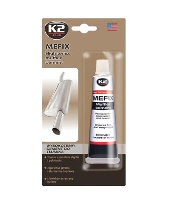 K2 Exhaust Assembly Paste Sealant Exhaust System Repair Sealant 140g Cement