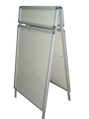 A1 Kundenstopper Plakatständer Werbetafel Werbeträger Gehwegaufsteller Tafel