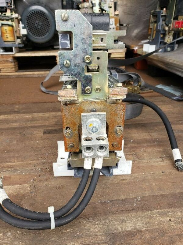 WESTINGHOUSE TYPE DPM CONTACTOR 1250 AMPS Style 212A0A7G14