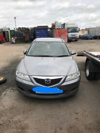 Mazda 6 Breaking For Spares/parts