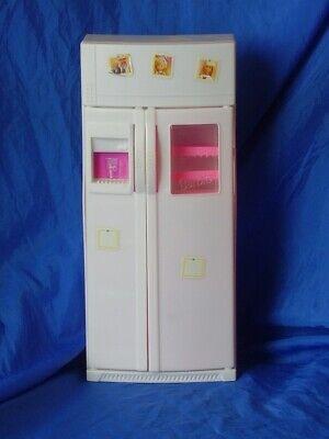 Vintage Mattel Barbie 'So Much To Do Kitchen' Refrigerator 1994