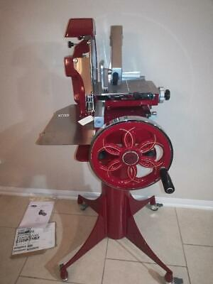Berkel 300m Prosciutto Meat Slicer With Stand - Excellent Condition
