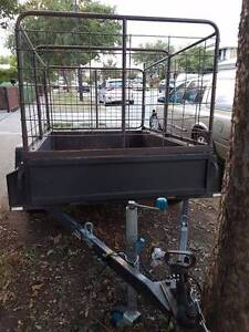 TRAILER HIRE 6X4 With the Cage. Lyndhurst Greater Dandenong Preview