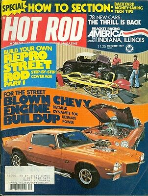 """1968 Chevy Camaro hot rod blown blower engine muscle cars Mini Poster 13/""""x19/"""" HD"""