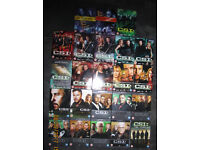 TV Series CSI – Complete 2000-2015 Collection Seasons 1 to 15 plus Season Finale