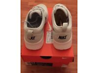 Women's grey Nike air max Thea trainers size UK 4