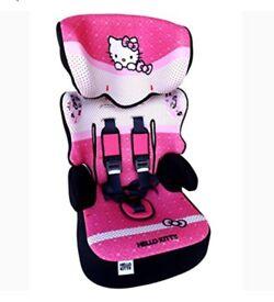 Car Seat Hello Kitty