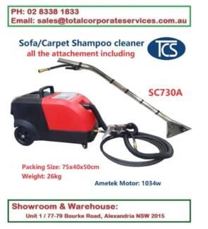 New Upholstery Carpet Cleaner Shampoo Machine Car detailing
