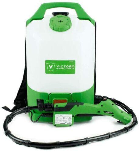 NEW!!  Victory Innovations - Cordless Backpack Electrostatic Sprayer VP300ES