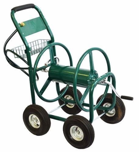 Garden Water Hose Reel Cart 300FT Outdoor ...