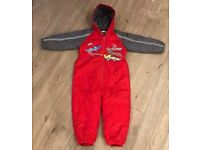 Boys Snow Suit NWT age 4-5