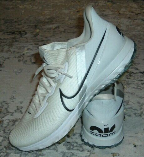 NICE!  Nike Air Zoom Infinity Tour Golf Shoes CT0540-100 mens USA 11.5 Med - WOW