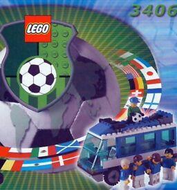 Lego 3406 - Team Bus