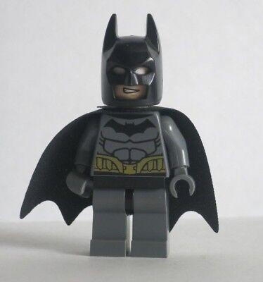 Batman Gold Belt 76012 Cape Bat Man II Super Hero LEGO Minifigure Figure