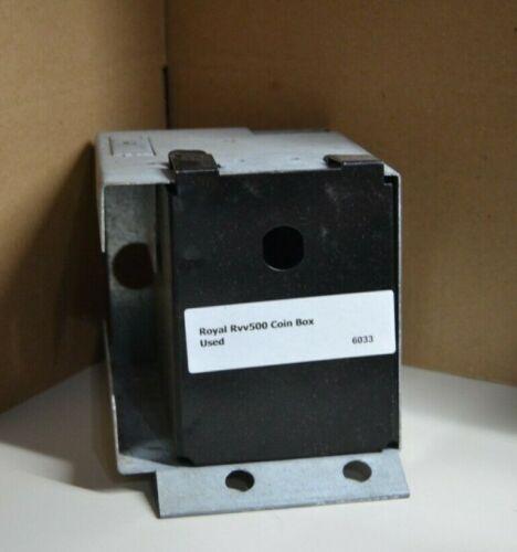 Royal RVV500 Coin Box Used