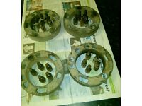 Wheel spacers suzuki jimny vitara etc