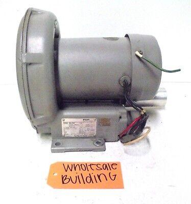 Fuji Electric Ring Blow Vfc206a Mlh6065z 2 Poles 460v 3ph Blower Motor