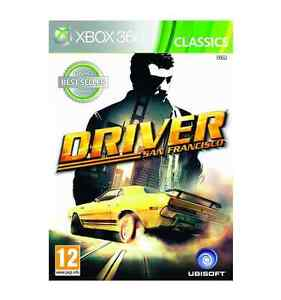 Driver San Francisco  BRAND NEW Xbox 360 Game